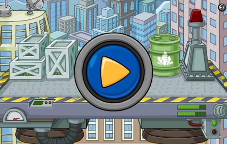 Club Penguin Marvel Superhero Takeover 2013 Cheats