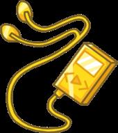club penguin gold mp3000