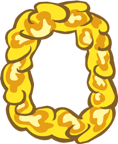 club penguin golden lei