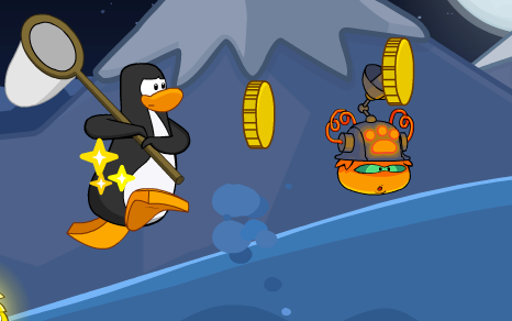club penguin operation puffle cheats day 7 catching