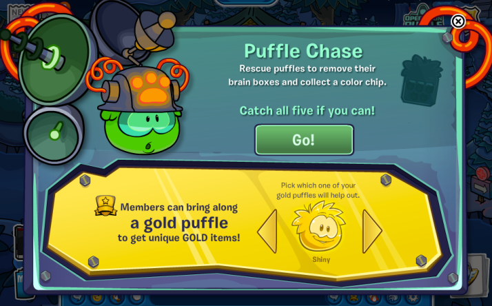 club penguin operation puffle day 5