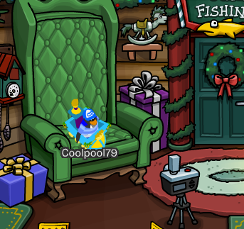 club penguin big cozy chair background cheat