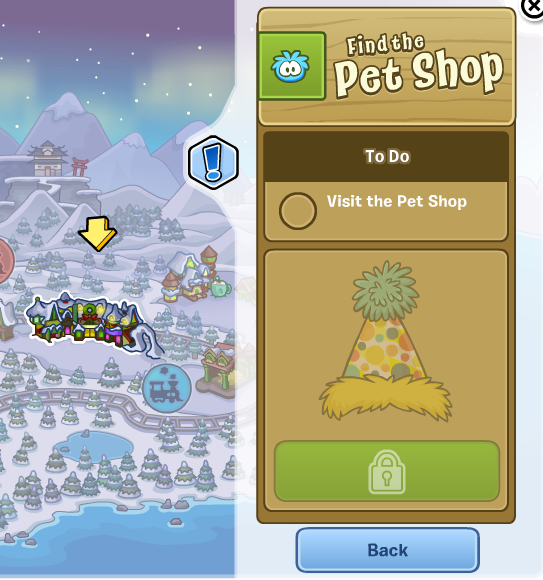 club penguin task 1