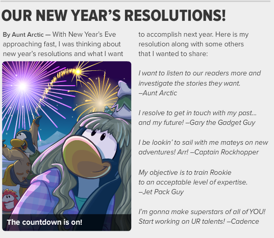 club penguin times issue 427