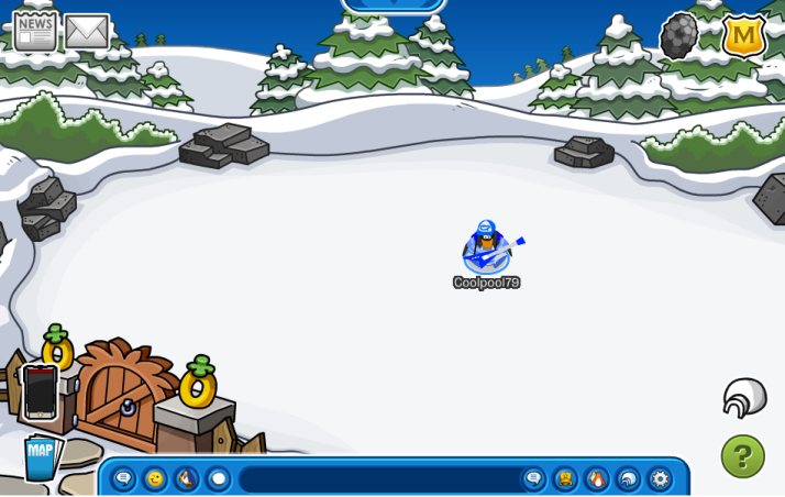 club penguin backyard
